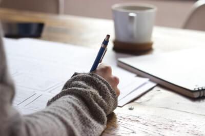 勉強中の正しい座り方の姿勢5つのポイント|まとめ